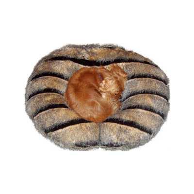 Hugger - Striped Raccoon Pet Bed