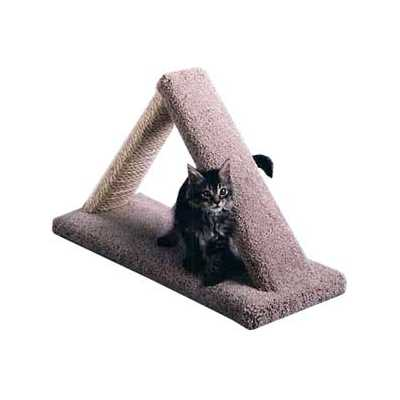 Cat Scratch Triangle Image