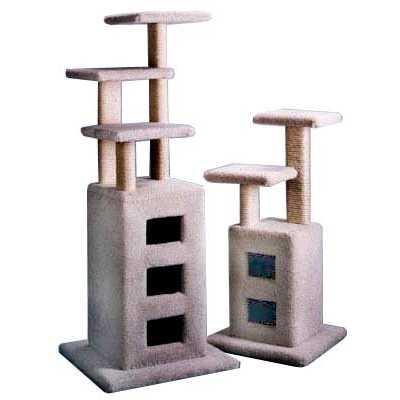 Cube Cat Condo Image