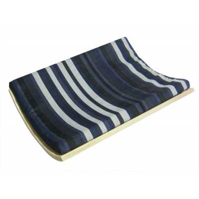 Wall Cat Bed - Birch/Stripe Image