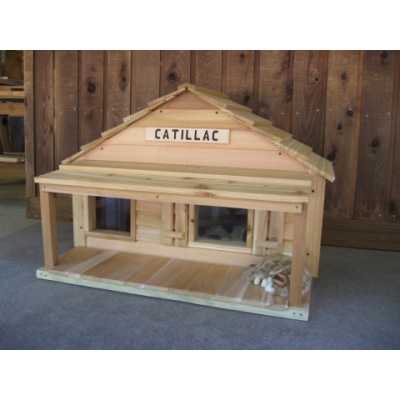Catillac Cat House