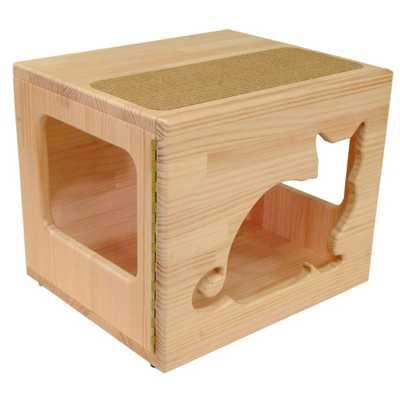 CatsBox Wall Mountable Cat Condo Image