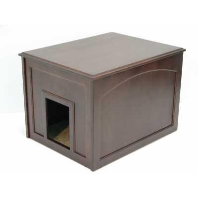 Crown Pet Cat Litter Cabinet Image