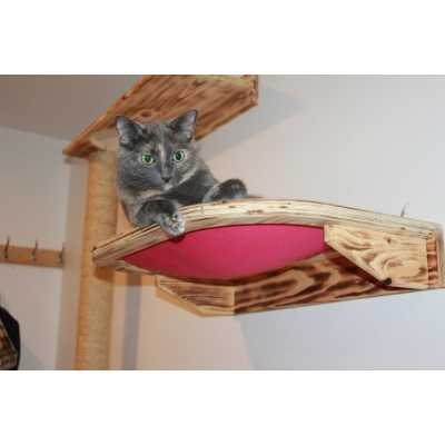 Cozy Kitty Wall Mounted Bunk