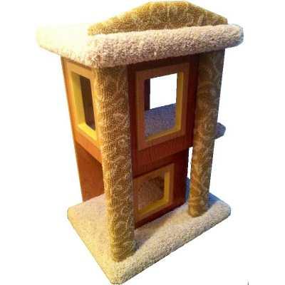 The Beach House Cat Perch