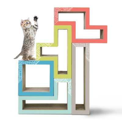 Modular Cat Tree - City San Francisco