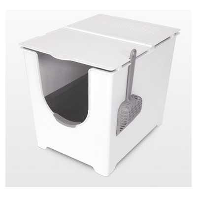 Easy Opening Cat Litter Box