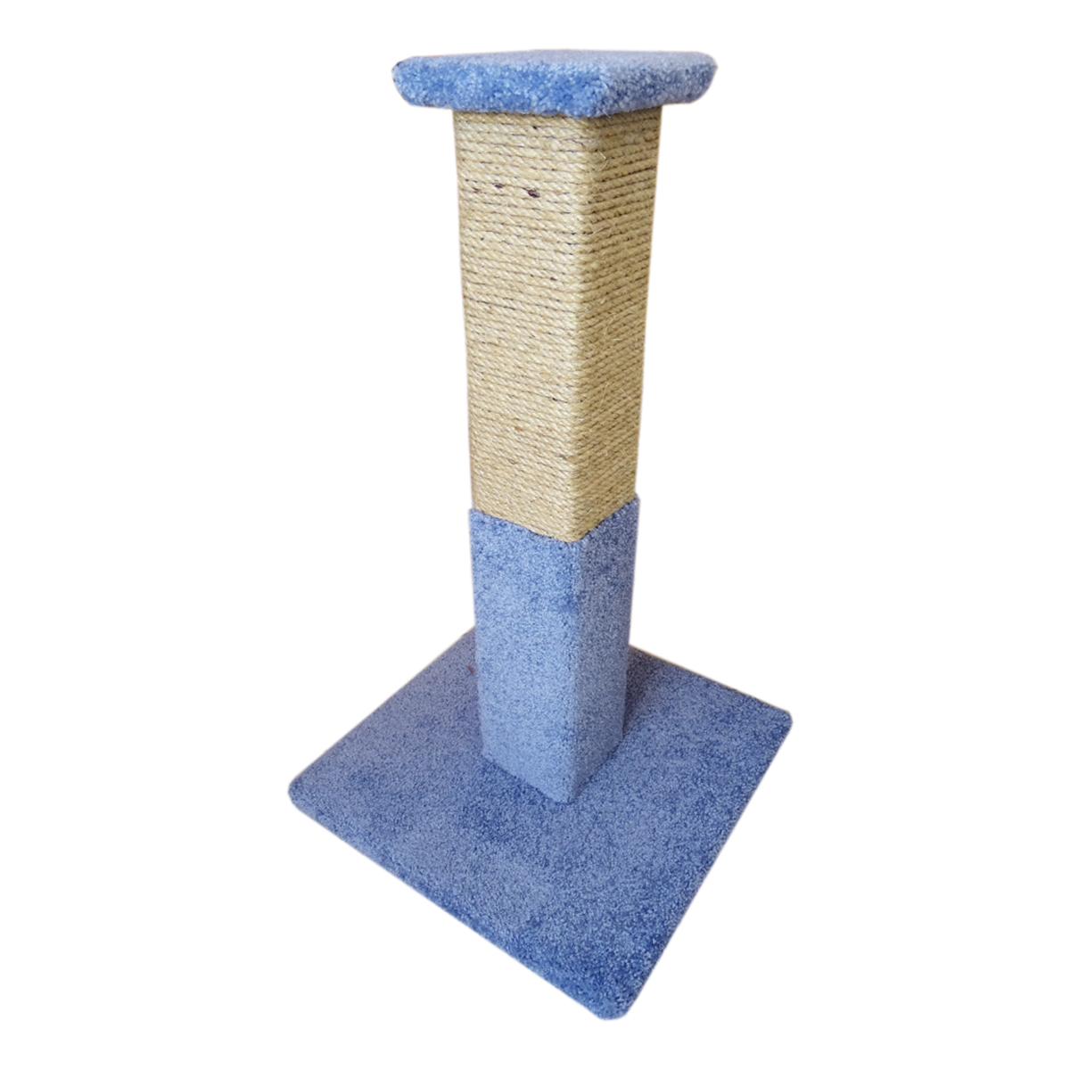 Cat's Choice 34 inch Solid Wood Scratching Post - 110088