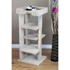 Cat's Choice 4 Level 46 Inch Cat Tree