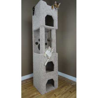 Cat's Choice 6-foot Cat Tower Image