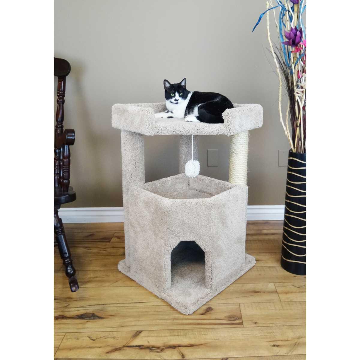 Cat S Choice Corner Condo Palace With Loft 110051 Catsplay Superstore