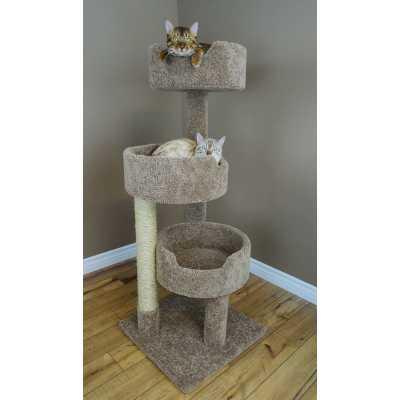 Cat's Choice Deluxe Kitty Pad Tree