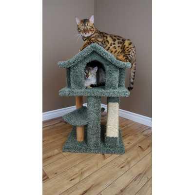 Cat's Choice Mini Cat Pagoda House Image