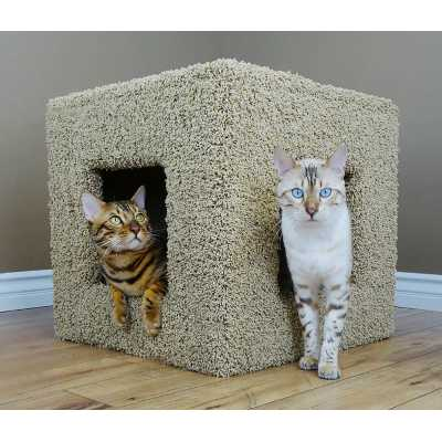 Cat's Choice Pet Hiding Cube