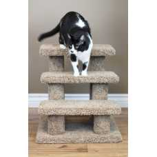 Cat's Choice Post Stairs