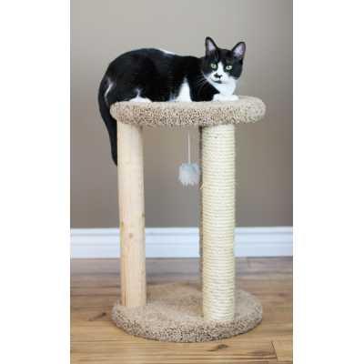 Cat's Choice Round Multi-Scratcher Image