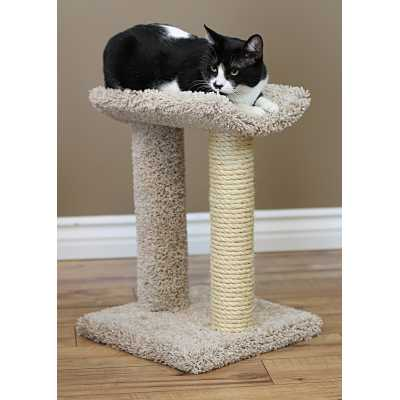 Cat's Choice Sisal Rope Scratch Post