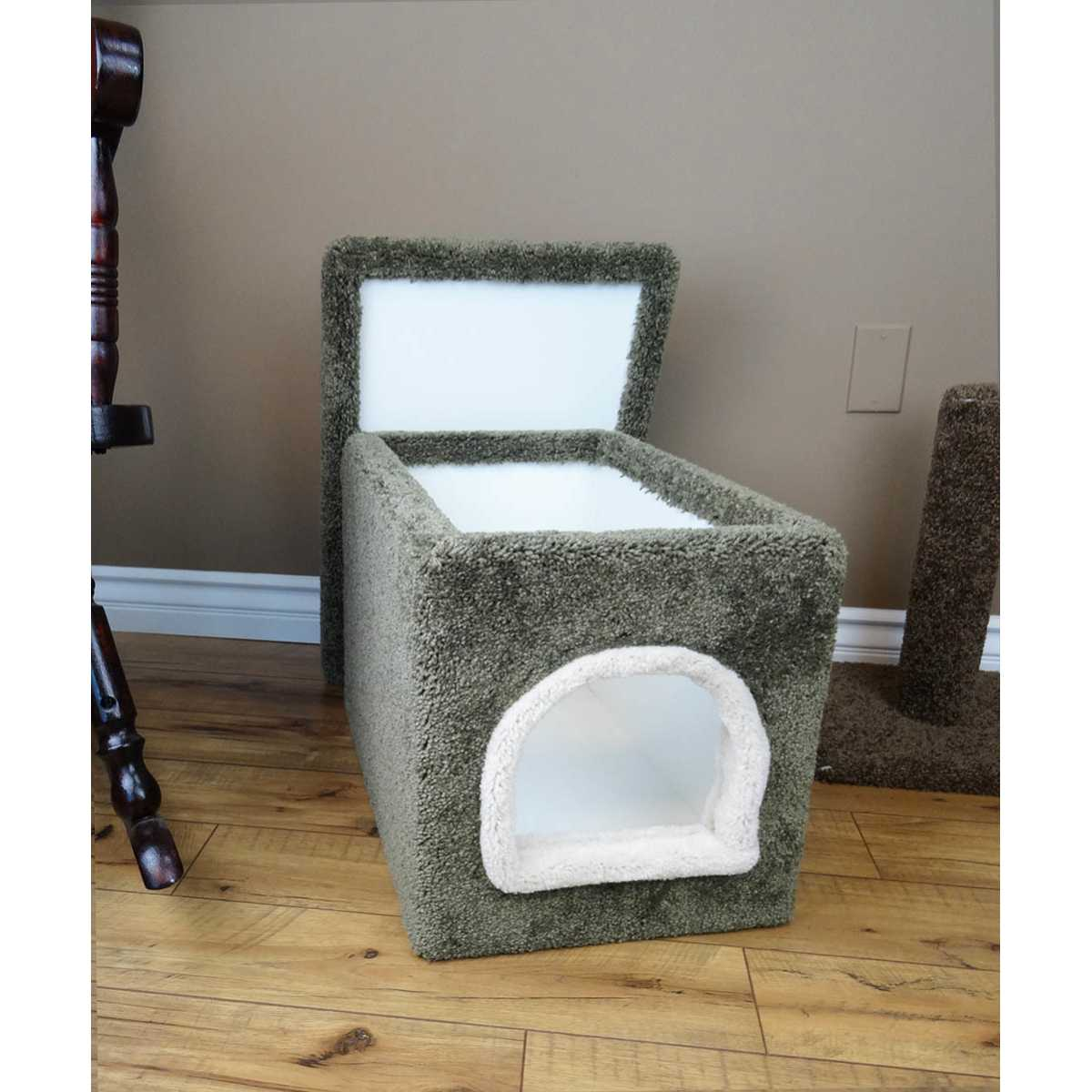 Cat S Choice Small Litter Box Enclosure 110076 Catsplay Superstore