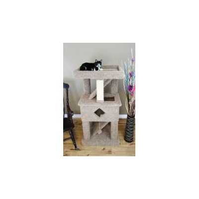 Cat's Choice Solid Wood Cat Play Gym Image
