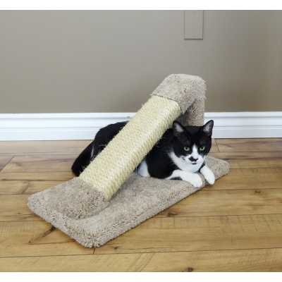 Cat's Choice Tilted Scratching Post Image
