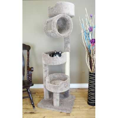 Cat's Choice Twin Cat Towers Image