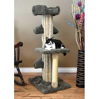 Unique Cat Play Tree