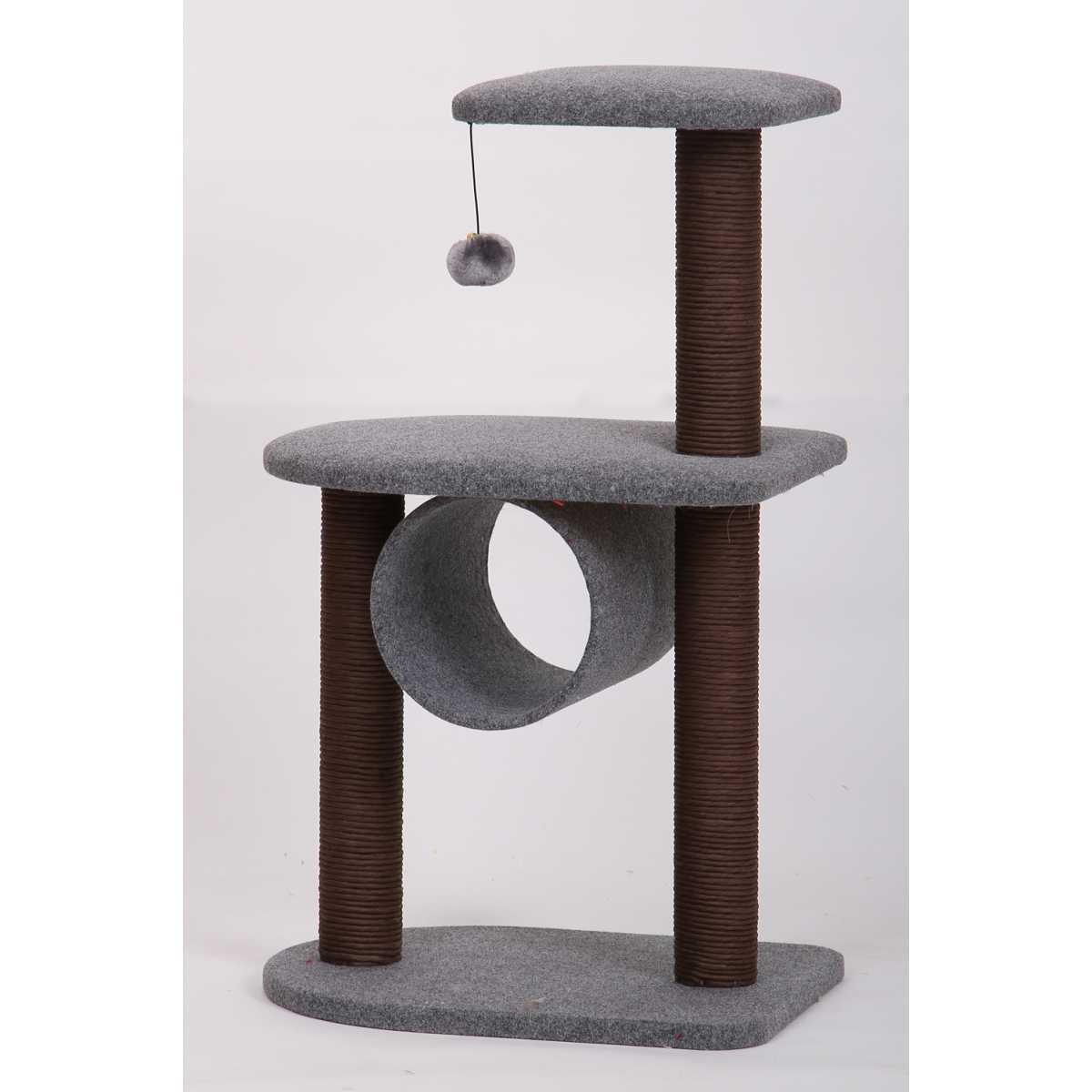 5095202c1044 Teeny Cat Tree and Scratcher - CatsPlay Superstore