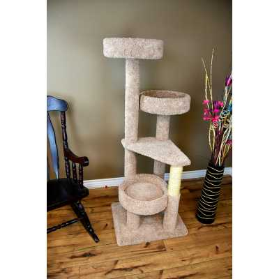 Cat's Choice 4 Level Large Cat Lounger