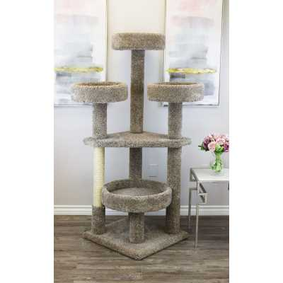 Cat's Choice 65 Inch Main Coon Cat Tower** Image