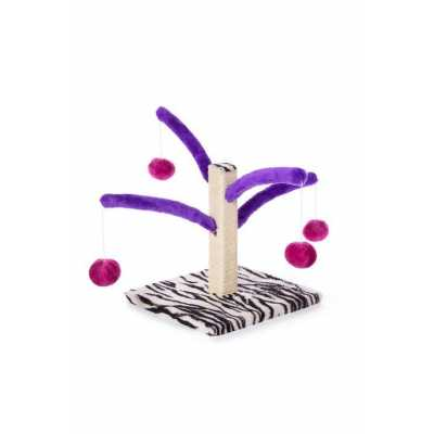 Bounce n Spring Cat Scratcher Toy 708