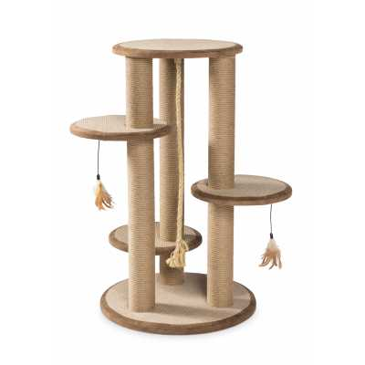 Cat Power Multi Tier Cat Scratching Tree 7150