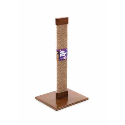 Cats Town Tall Flat Sisal Scratching Post 7106