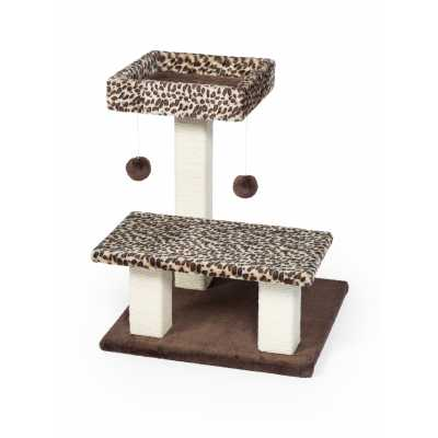 Kitty Pretty Paws Leopard Terrace 7300 Image