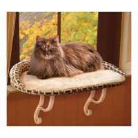 K&H Deluxe Kitty Sill Window Perch KH3097