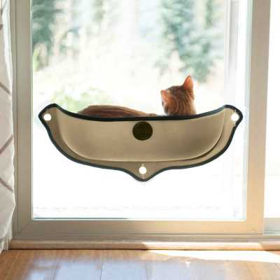 K&H Pet Products EZ Mount Window Bed Kitty Sill Image