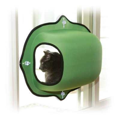 K&H Pet Products EZ Mount Window Pod Kitty Sill Image