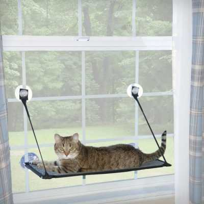 K&H Pet Products Kitty Sill - EZ Window Mount KH9091 Image