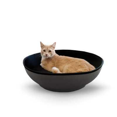 Mod Half Pod Cat Bed