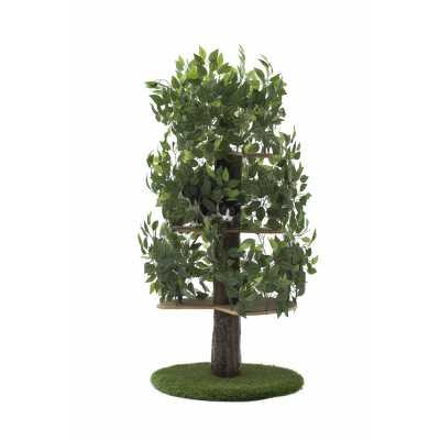 Luxury Cat Tree (Large) - Round Base
