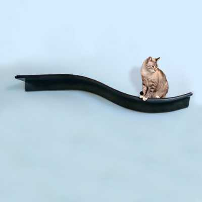 Eleganza Branch Cat Wall Shelf