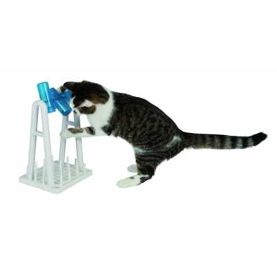Mad Scientist Toy for Cats
