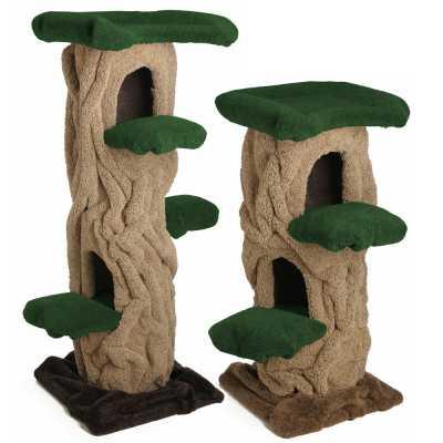 Kitty Hollow Cat Tree Image