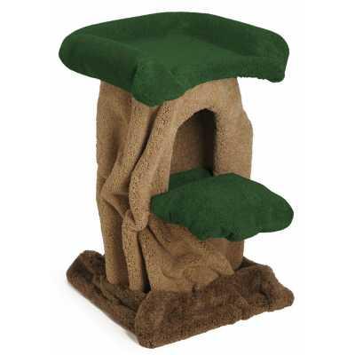 """Kitty Hollow Cat Tree - 33"""""""