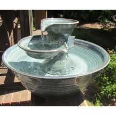 Double Bowl Cat Fountain
