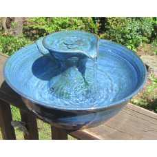 Single Bowl Cat Fountain