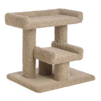 24 Inch Deluxe Tiered Cat Perch