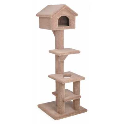 68 inch Sky House Cat Tree