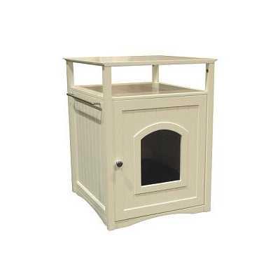 The Cat Washroom Litterbox Concealer Image