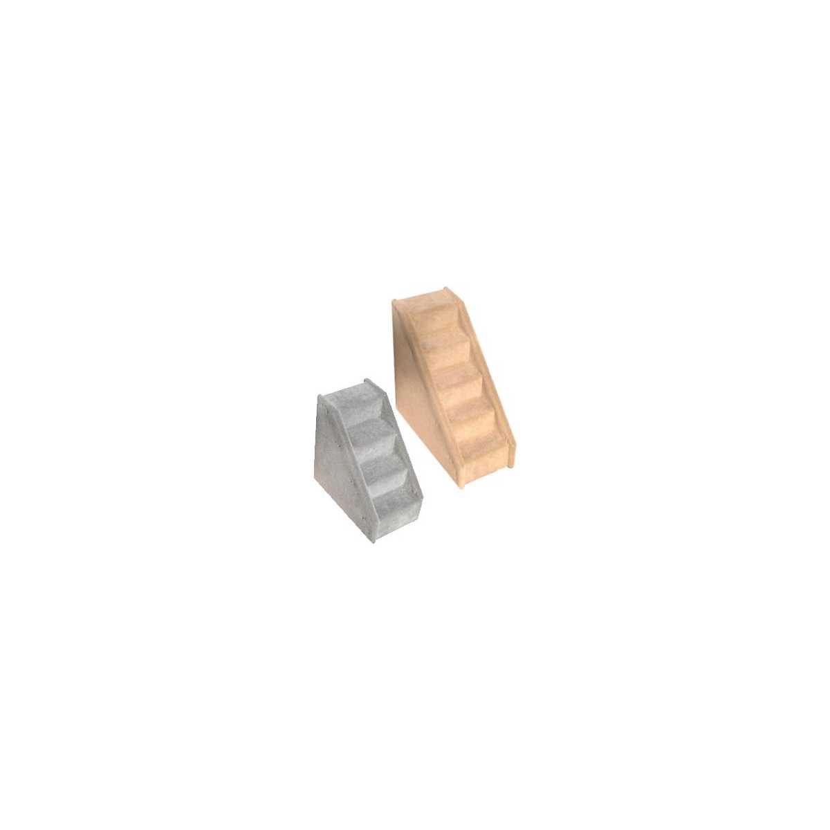 Tiny, Mini Or Mini Wide Solid Side Pet Steps