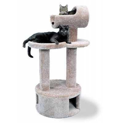 Deluxe Cat Sleeper with Cradle Image
